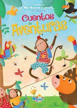 CUENTOS DE AVENTURAS    (COL.MIS NUEVOS CUENTOS NO TRADICIONALES)