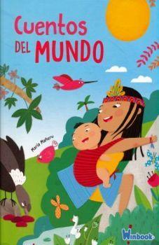 CUENTOS DEL MUNDO                         (EMPASTADO)