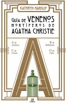 GUIA DE VENENOS MORTIFEROS DE AGATHA CHRISTIE