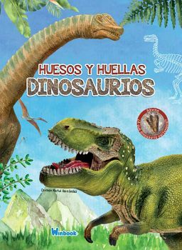HUESOS Y HUELLAS -DINOSAURIOS-            (EMPASTADO)