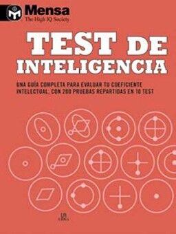 TEST DE INTELIGENCIA -MENSA-              (EMPASTADO)