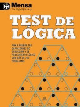 TEST DE LOGICA -MENSA-                    (EMPASTADO)