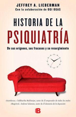 HISTORIA DE LA PSIQUIATRIA (EMPASTADO)