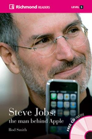 STEVE JOBS + CD LEVEL 5 (SEC)