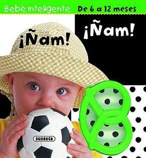 BEBE INTELIGENTE -ÑAM ÑAM-         (DE 6 A 12 MESES)