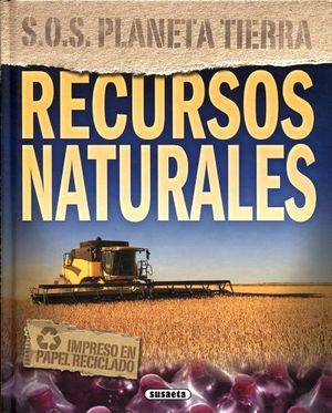RECURSOS NATURALES (S.O.S PLANETA TIERRA)
