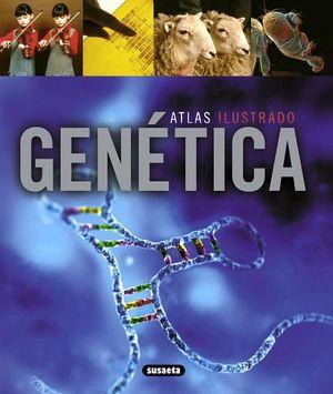 ATLAS ILUSTRADO -GENETICA-               (GF)