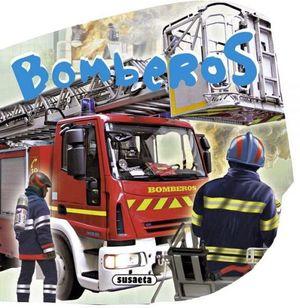 BOMBEROS      (MIS LIBROS DE GOMAESPUMA)