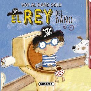 REY DEL BAÑO, EL (VOY AL BAÑO SOLO)