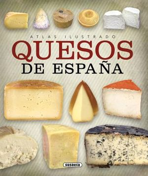 ATLAS ILUSTRADO -QUESOS DE ESPAÑA-       (EMP.)