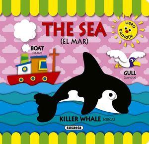 MI PRIMER LIBRO BILINGUE -THE SEA (EL MAR)-