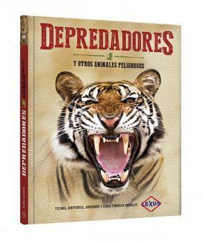 DEPREDADORES Y OTROS ANIMALES PELIGROSOS  (EMPASTADO)