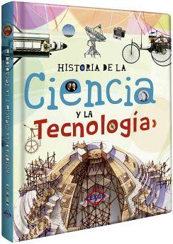 HISTORIA DE LA CIENCIA Y LA TECNOLOGIA    (EMPASTADO)