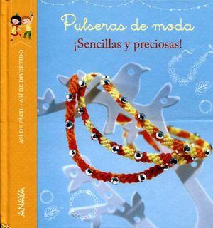 PULSERAS DE MODA ¡SENCILLAS Y PRECIOSAS! (EMPASTADO)