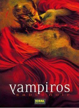 VAMPIROS -SABLE NOIR-                     (EMPASTADO)