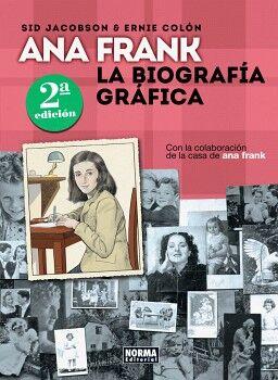 ANA FRANK 2ED. -LA BIOGRAFIA GRAFICA-     (EMPASTADO)