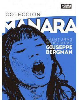 AVENTURAS VENECIANAS -COLECCION MANARA 3- (EMPASTADO)
