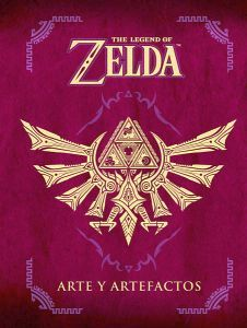 THE LEGEND OF ZELDA -ARTE Y ARTEFACTOS-   (EMPASTADO)