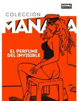 PERFUME DEL INVISIBLE, EL -COLECCION MANARA 4- (EMPASTADO)
