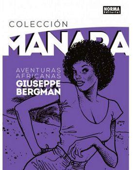AVENTURAS AFRICANAS -COLECCION MANARA 5-  (EMPASTADO)