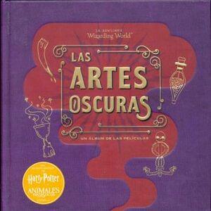 ARTES OSCURAS, LAS -UN ALBUM DE PELICULAS- (EMPASTADO)