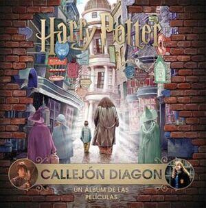 HARRY POTTER -CALLEJON DIAGON-            (ALBUM DE LAS PELIC.)