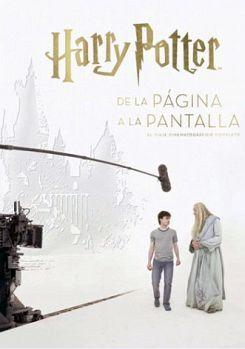 HARRY POTTER -DE LA PAGINA A LA PANTALLA- (GF/EMPASTADO)