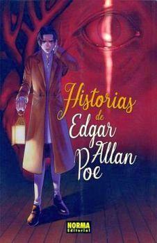 HISTORIAS DE EDGAR ALLAN POE         (CLASICOS MANGA)