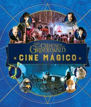 CINE MAGICO 4 -LOS CRIMENES DE GRINDELWALD- (EMPASTADO)