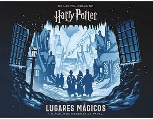 HARRY POTTER -LUGARES MAGICOS-            (EMPASTADO)