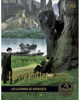 HARRY POTTER -LOS ARCHIVOS DE LAS PELICULAS 4- (LOS ALUMNOS)