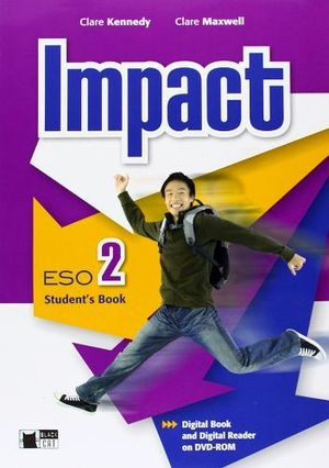 IMPACT 2 STUDENT'S BOOK AND DVD-ROM (BLACK CAT)