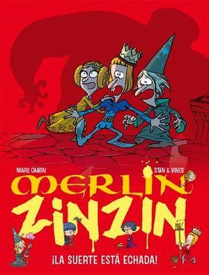 MERLIN ZINZIN -LA SUERTE ESTA ECHADA-