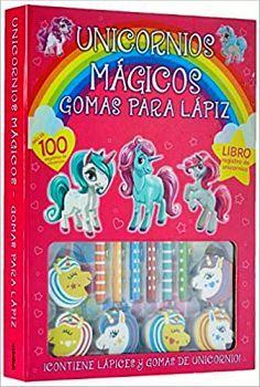 UNICORNIOS MAGICOS (C/LAPICES Y GOMAS DE UNICORNIO)       (EDEBE)