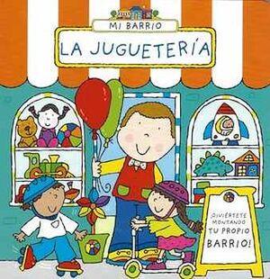 MI BARRIO -LA JUGUETERIA-                 (CARTONE)