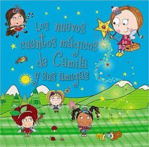 CAMILA EL HADA DE LOS CUPCAKES -LOS NUEVOS CUENTOS- (EMPASTADO)