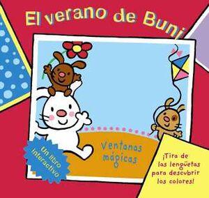 VERANO DE BUNI, EL -VENTANAS MÁGICAS-     (CARTONE)