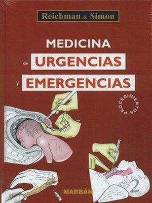 MEDICINA DE URGENCIAS Y EMERGENCIAS 2 VOLS.