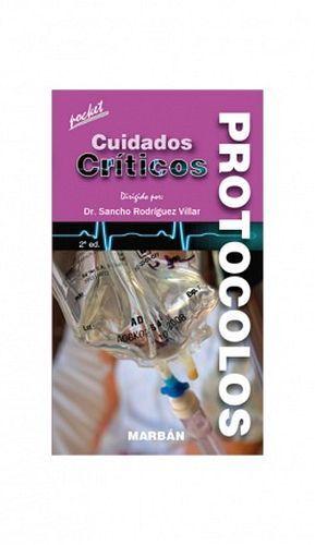 CUIDADOS CRITICOS  -PROTOCOLOS- (POCKET)