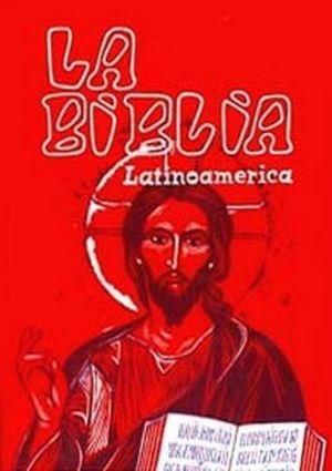 BIBLIA LATINOAMERICANA (RUSTICA/ED.PASTORAL)