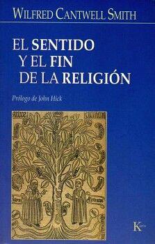 SENTIDO Y FIN DE LA RELIGION, EL