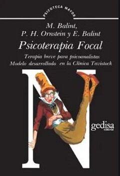 PSICOTERAPIA FOCAL                 ED. MEXICANA