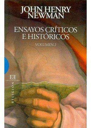 ENSAYOS CRITICOS E HISTORICOS VOL.2