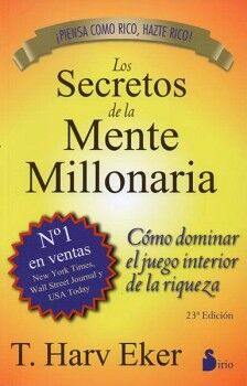 SECRETOS DE LA MENTE MILLONARIA, LOS (NVA.PRESENTACION)