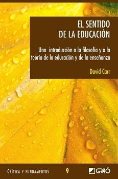 EL SENTIDO DE LA EDUCACIÓN