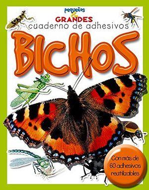 BICHOS                   (CUAD. DE ADHESIVOS)