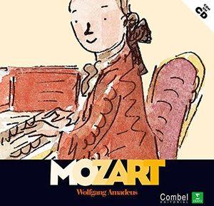 DESCUBRIMOS A LOS MUSICOS -MOZART- C/CD