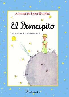 PRINCIPITO, EL (ED.DE LUJO/EMP./AZUL)