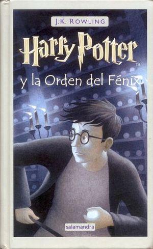 HARRY POTTER Y LA ORDEN DEL FENIX         (EMPASTADO)