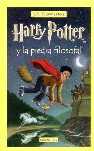 HARRY POTTER Y LA PIEDRA FILOSOFAL        (EMPASTADO)